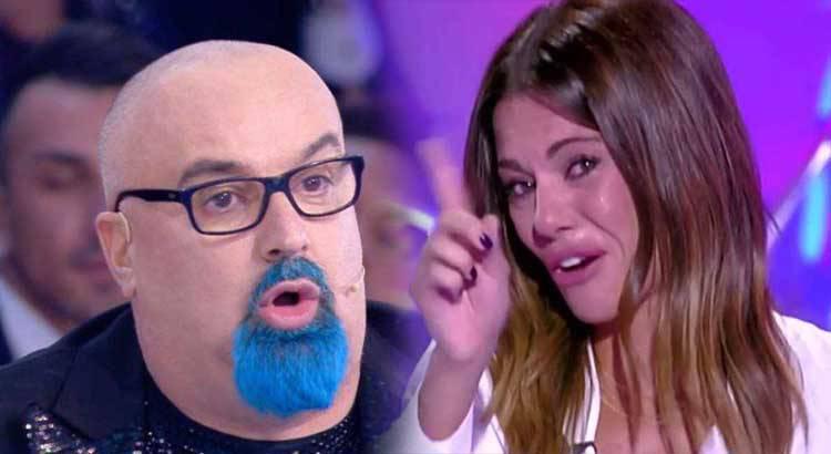 Giovanni Ciacci contro Bianca Guaccero