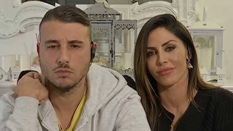 Guendalina Tavassi e marito in tv sui video hard