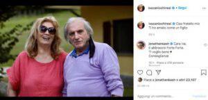 Iva Zanicchi: il tragico e doloroso annuncio su Instagram