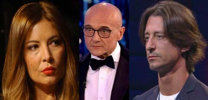 GFvip: Selvaggia Lucarelli contro signorini sul perdono di Orsini