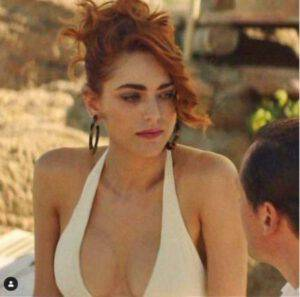 """Miriam Leone stupisce con la foto su IG: """"La sensualità non la metti, la trasmetti"""""""