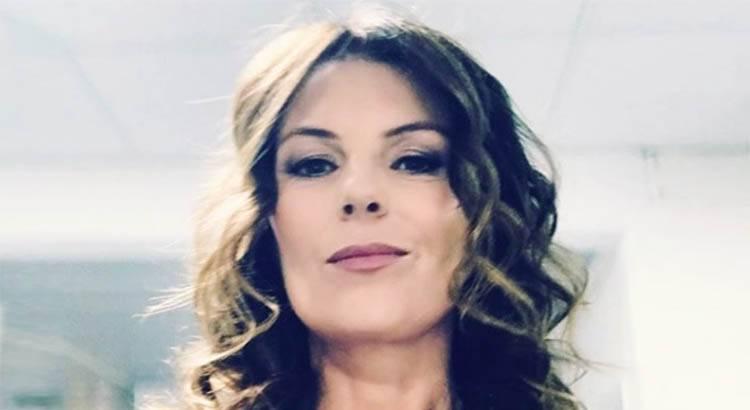 Marina La Rosa rivela fidanzato violento