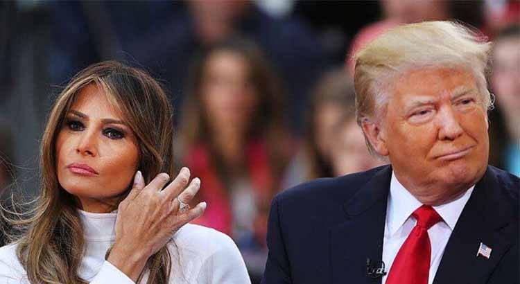 Melania divorzio da Trump