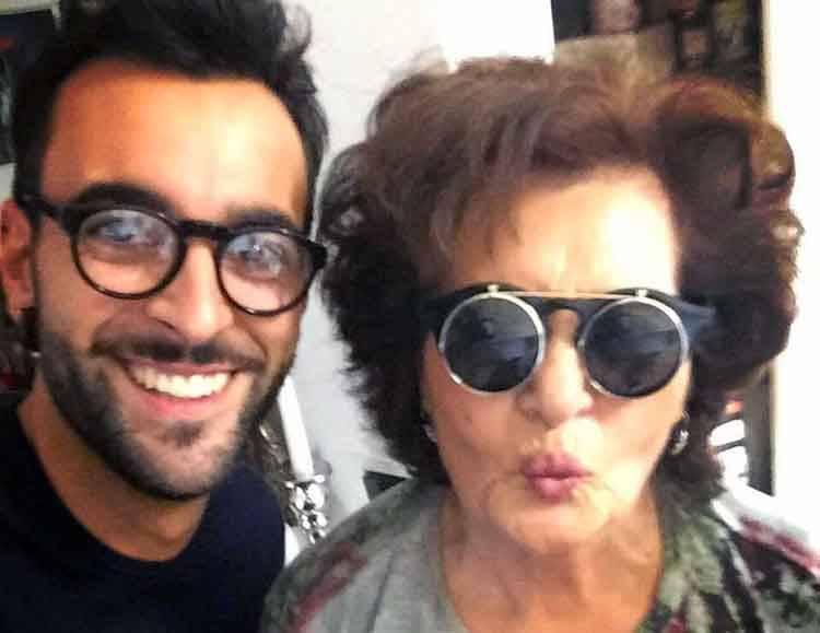 Marco Mengoni è morta la nonna per covid
