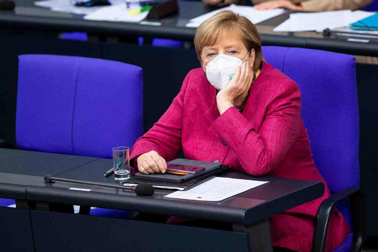 Merkel getty 19 novembre 2020