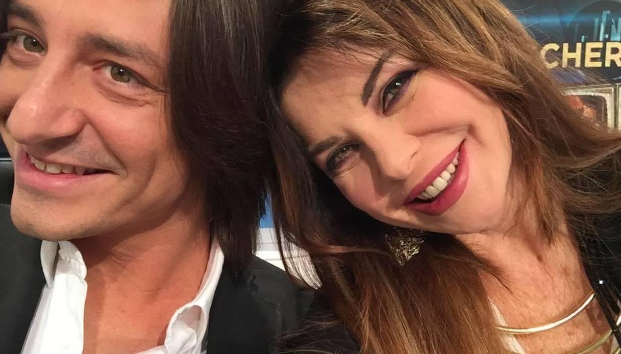 GF VIP: Alba Parietti prende il posto del figlio Francesco Oppini