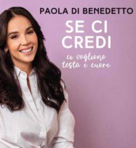 """Paola Di Benedetto lascia senza parole: """"Un famoso chef mi ha fatto questo"""""""