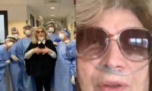 """Iva Zanicchi Covid dimessa ospedale ringrazia """" casa"""