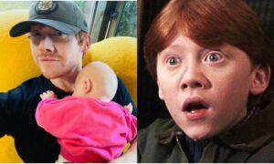 Rupert Grint Ron Weasley Harry Potter Instagram