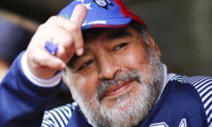 Diego Maradona operazione cervello