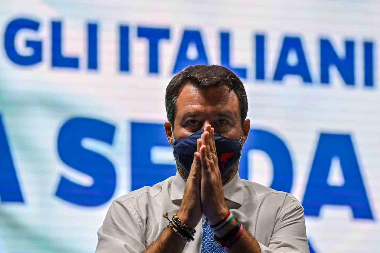 Salvini GETTY 11 novembre 2020