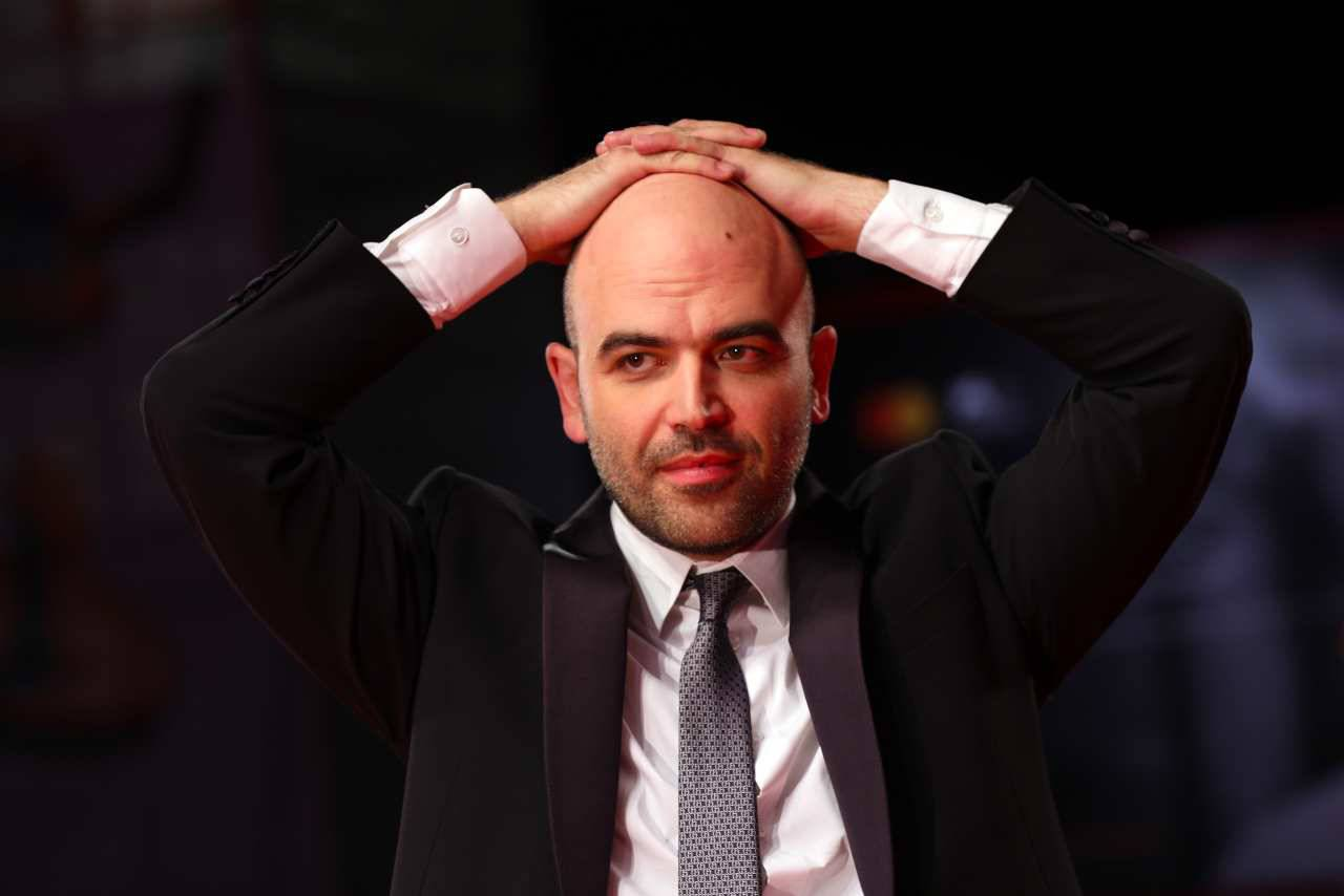 Saviano GETTy 13 novembre 2020