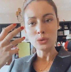 """Marica Pellegrinelli: """"Dopo il covid ho un problema con alcuni cibi"""""""