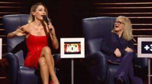 """Anna Tatangelo zittisce Rita Pavone e dichiara: """"Adesso ti rispondo io"""""""