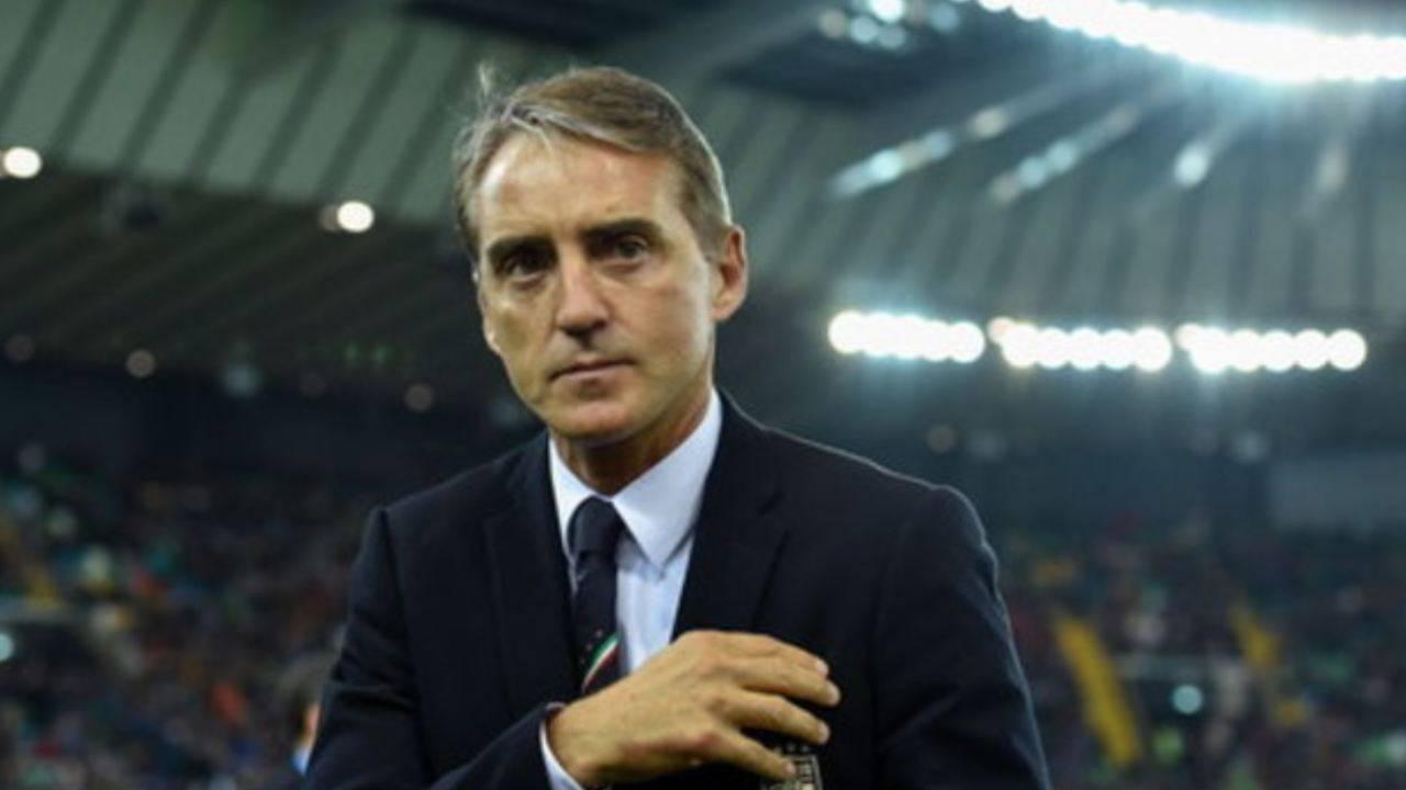 """Roberto Mancini: """"È importante che gli azzurri giochino con continuità nei club"""""""
