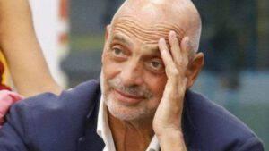 Gf Vip, Paolo Brosio