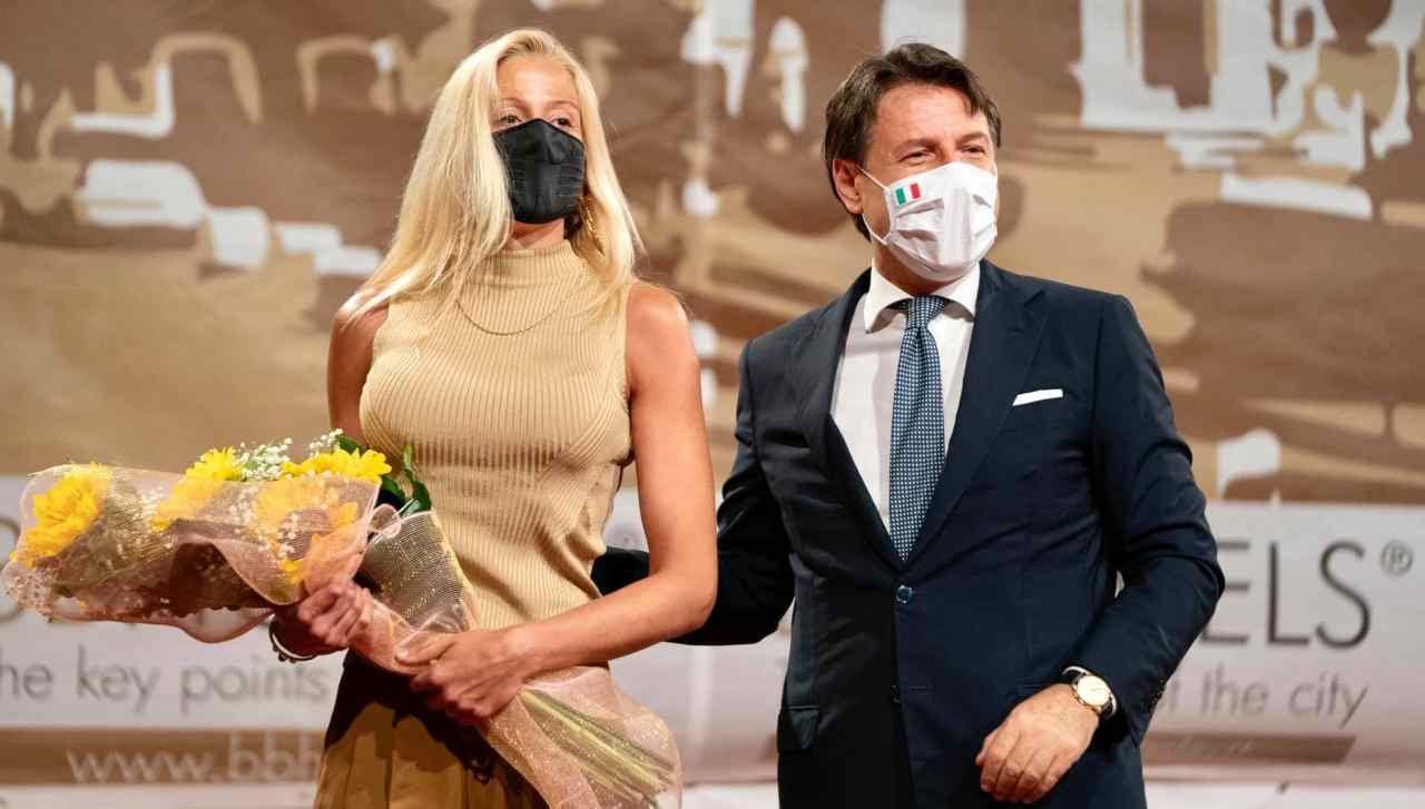 """Olivia Paladino """"era turbata"""": il retroscena sulla compagna di Conte"""