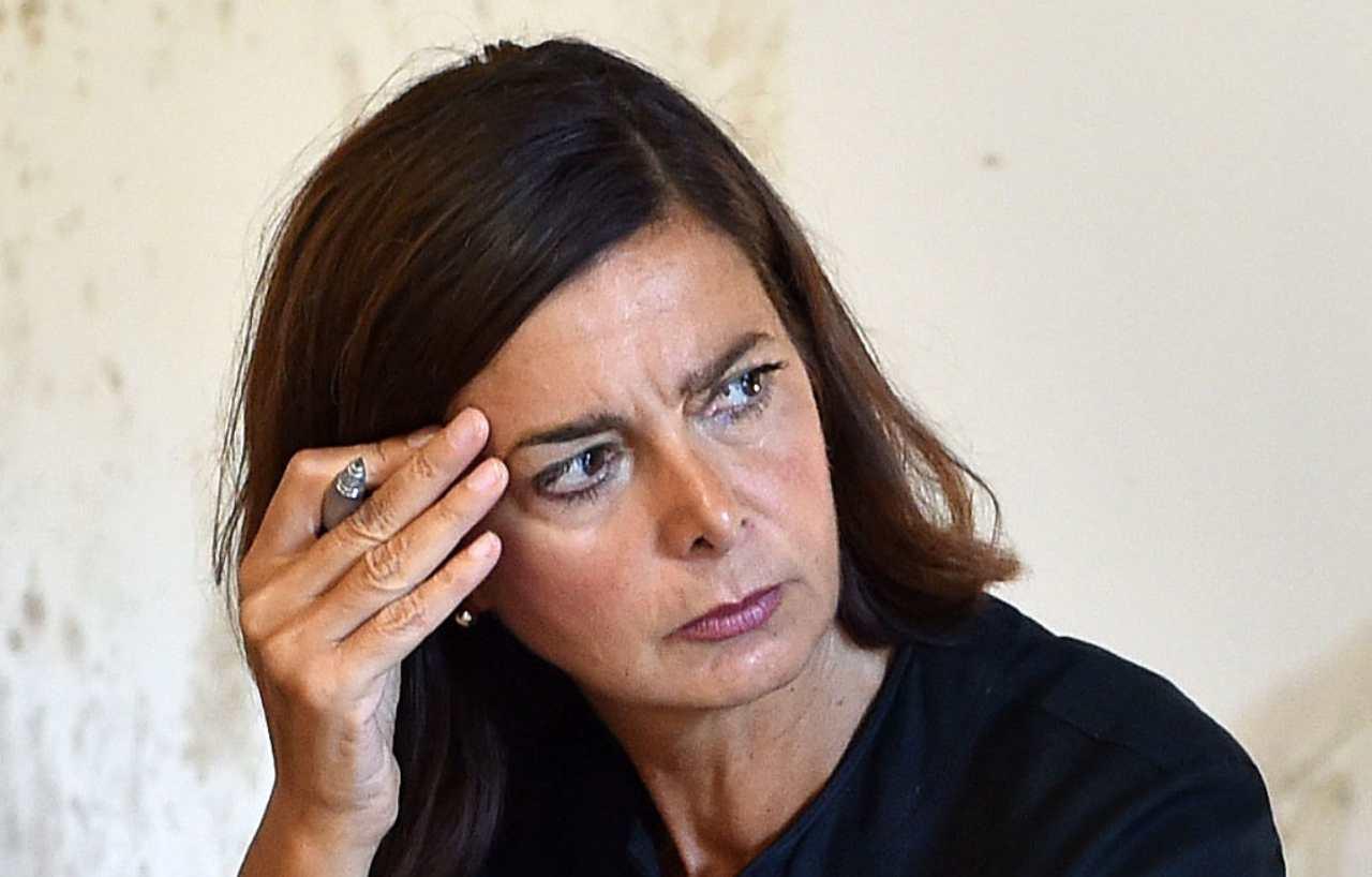 Scontro tra Laura Boldrini e Mattia Feltri