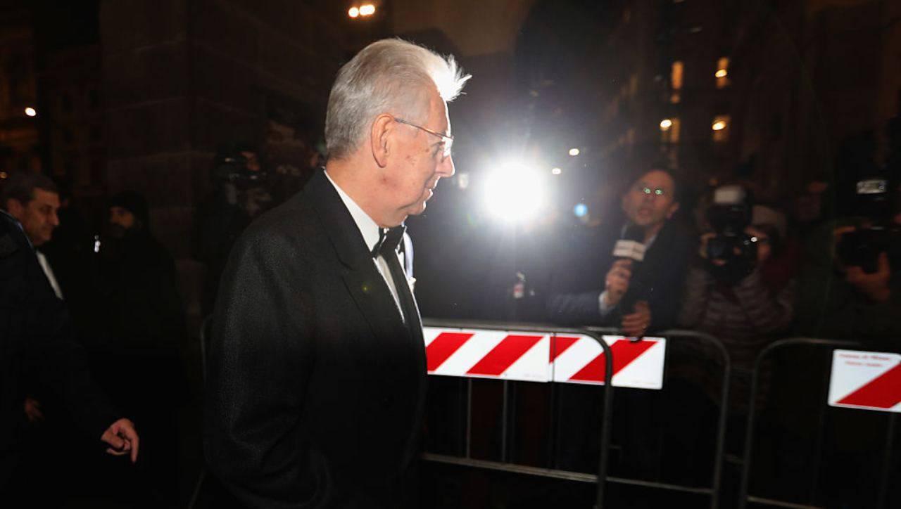 Mario Monti parla di patrimoniale