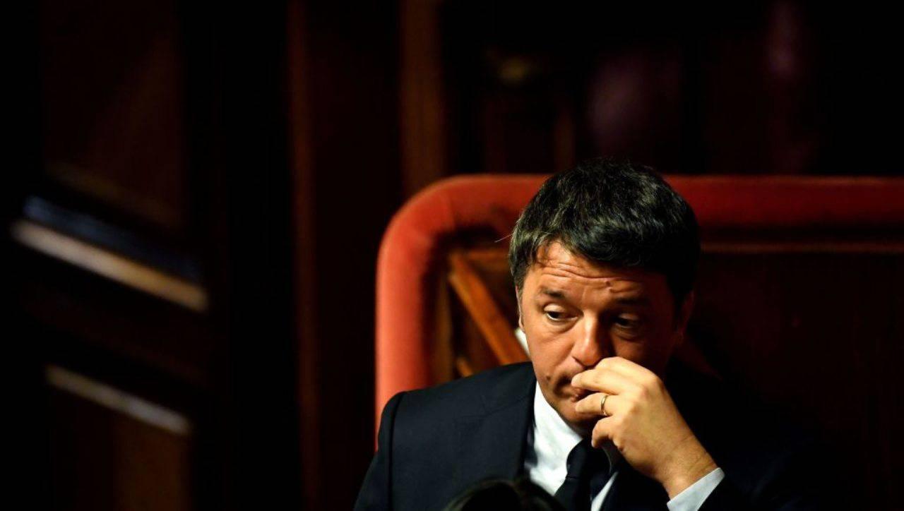 """Renzi: """"Io il passato lo rivendico"""""""