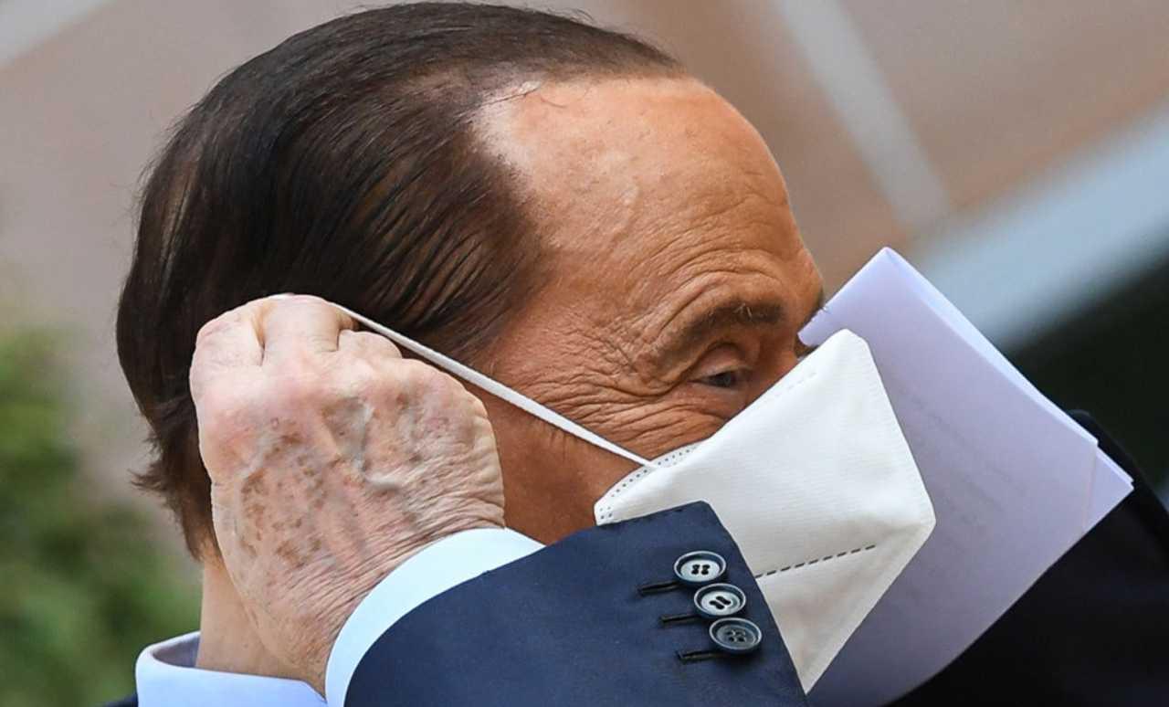 "Centrodestra, Berlusconi: ""Salvini ci dichiara guerra"""