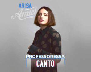 Amici20: Arisa rivela un retroscena segreto su Maria De Filippi