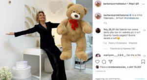 Barbara D'Urso presenta in esclusiva su Instagram il nuovo fidanzato!