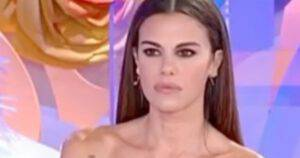 """Bianca Guaccero scoppia in lacrime durante la diretta: """"E' un periodo particolare"""""""