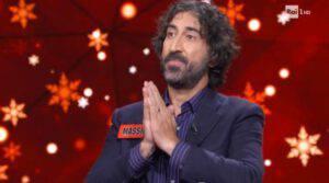 L'eredità: Massimo Cannolletta lascia il programma ed Insinna scoppia in lacrime