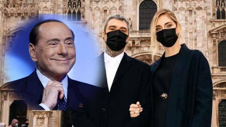 Ferragnez Berlusconi