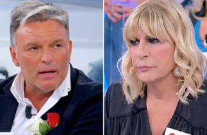 "Gemma Galgani bacia Maurizio: Maria De Filppi shock ""Hai perso la testa?"""