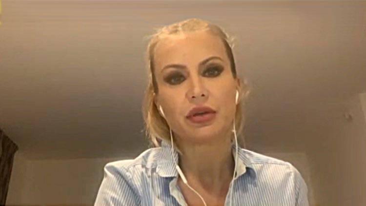 Eva Henger minacciata di morte