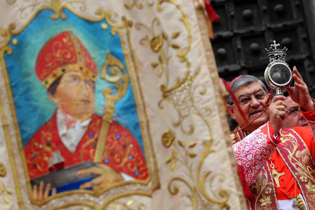 Il sangue di San Gennaro 16/12/20 leggilo.org