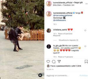Ballando con le stelle: Lucrezia Lando ed il neo fidanzato Marco De Angelis tango bollente!