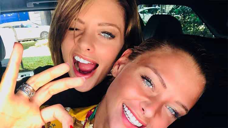Le Donatella compleanno con Nicole