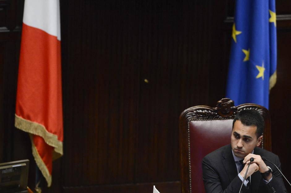 Di Maio premier al posto di Conte?