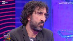 Massimo Cannoletta intervistato dalla Fialdini non trattiene l'emozione e scoppia il lacrime
