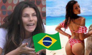 Dayane Mello Brasile twitter voti televoto