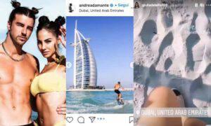 Giulia De Lellis Andrea Damante Dubai ritorno di fiamma
