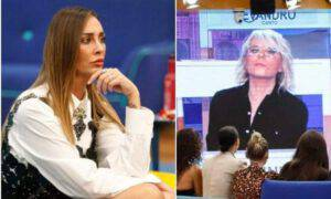 Sonia Lorenzini spiega motivo Maria De Filippi saluto Gf Vip