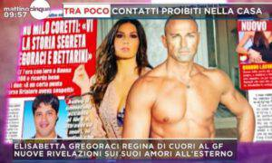 Stefano Bettarini squalificato donne ex fidanzate Gregoraci GF vIP
