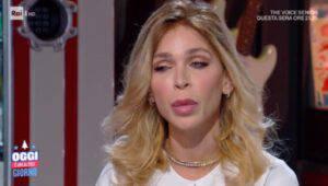 """Vittoria Schisano si infuria in diretta: """"Non mi stai mettendo a mio agio"""""""