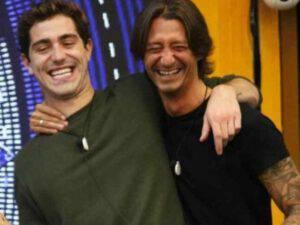 GF VIP: Tommaso e Francesco non pranzano con gli altri per uno strano motivo