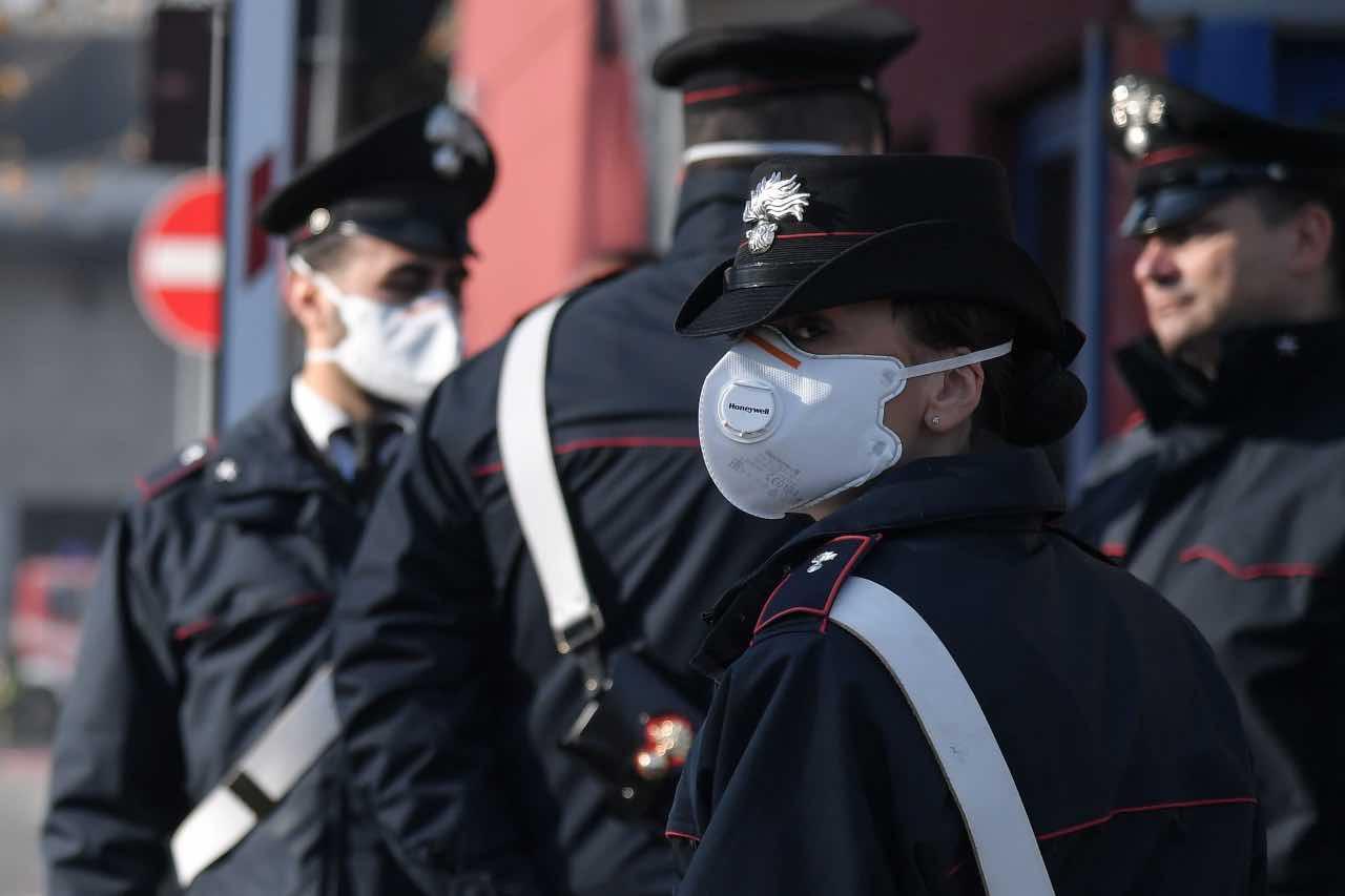 A gendarmerie Carabinieri Getty 11/12/20 Leggilo.org