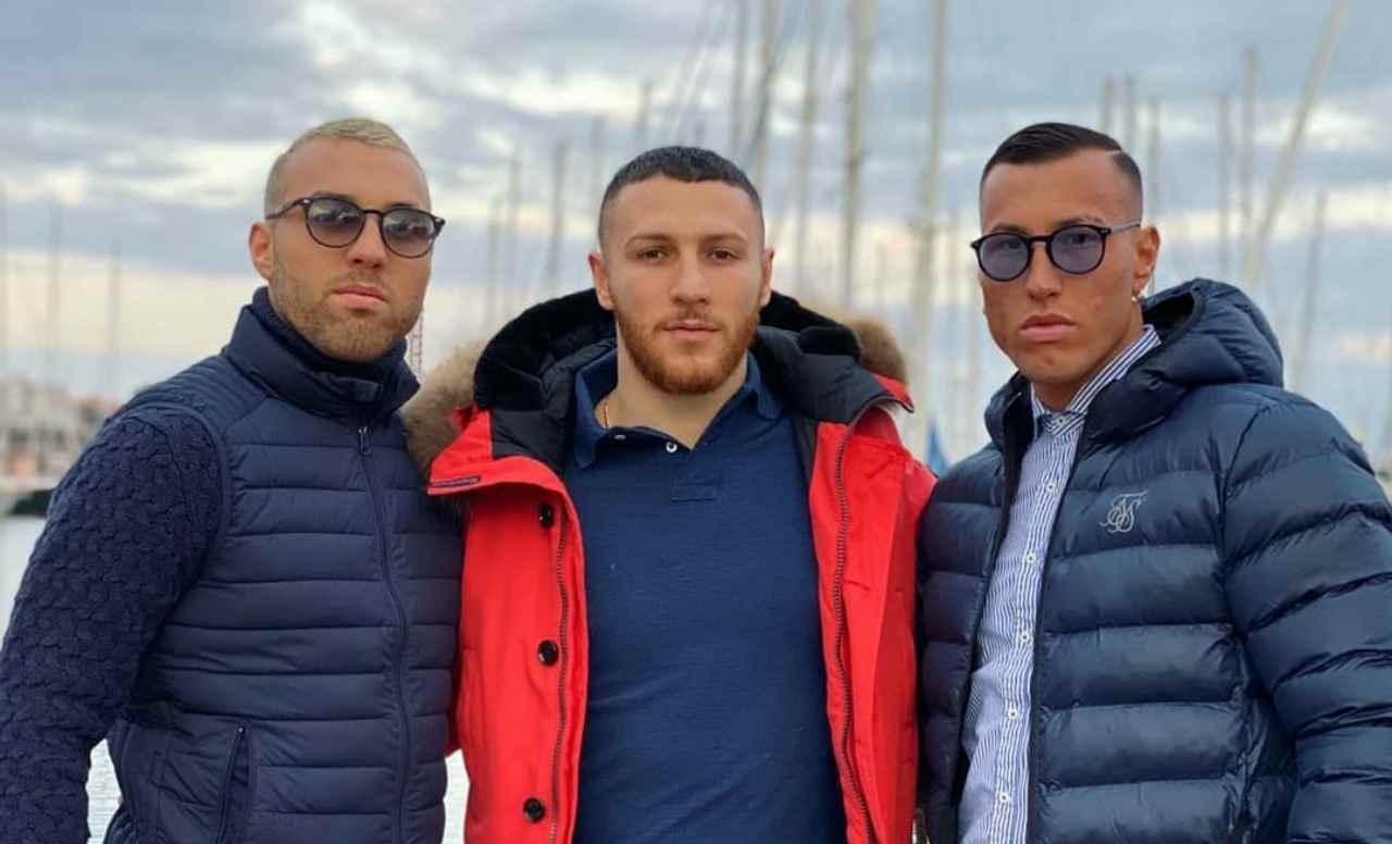 Arrestati per droga i fratelli Bianchi