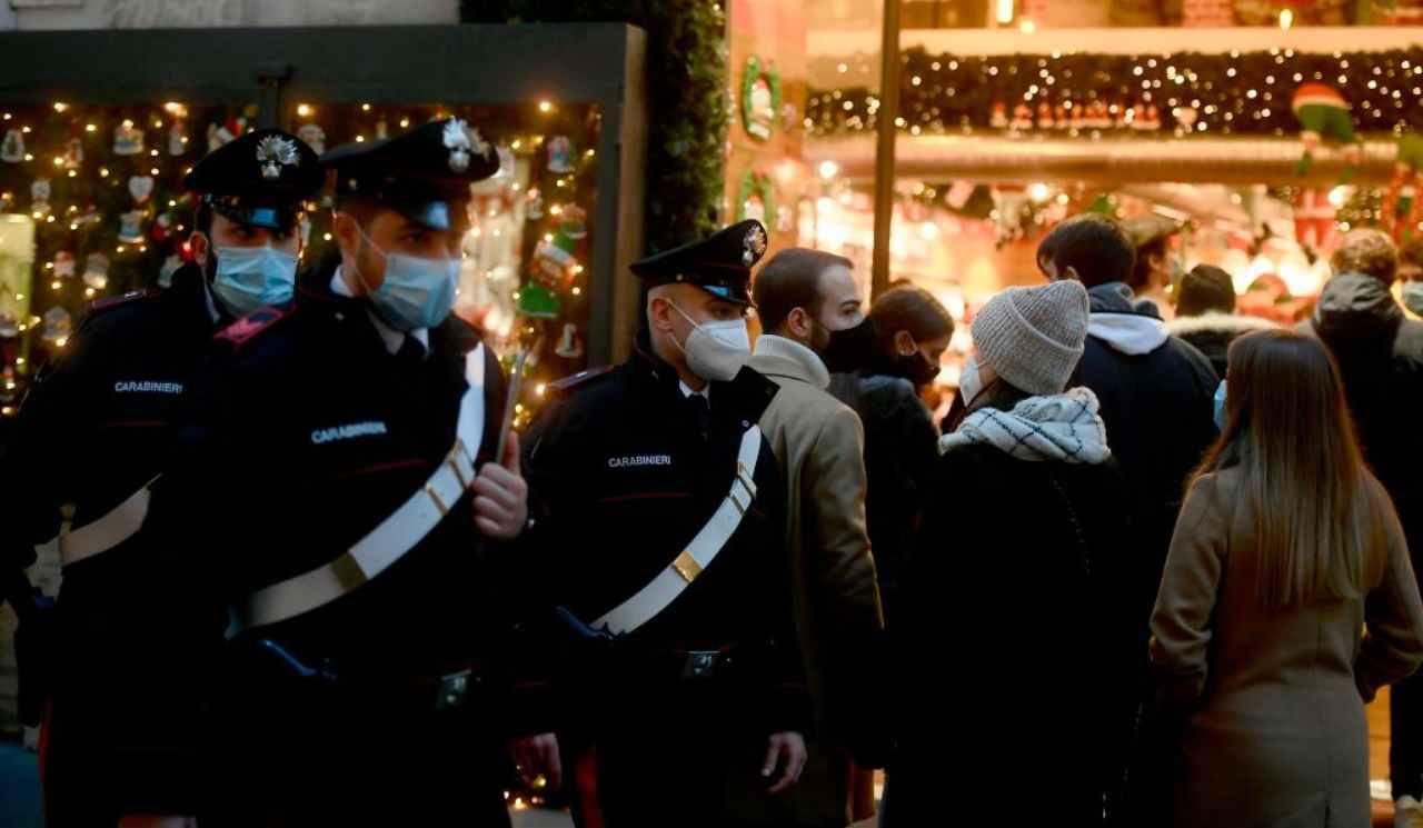restrizioni di Natale: oggi ultimo giorno di apertura per i negozi