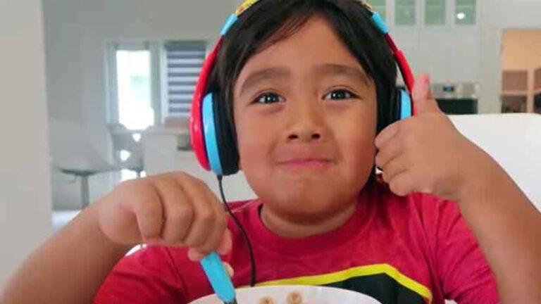 Ryan Kaji: a 9 anni guadagnerà quasi 30 milioni con YouTube. Ma ora rischia