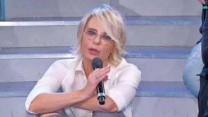 Uomini e Donne : svelato il motivo perché non andrà in onda Maria De Filippi