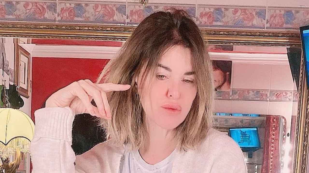 """Alba Parietti come non l'avete mai vista: su Instagram la """"folle"""" serata"""