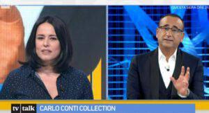Carlo Conti si confessa in diretta: